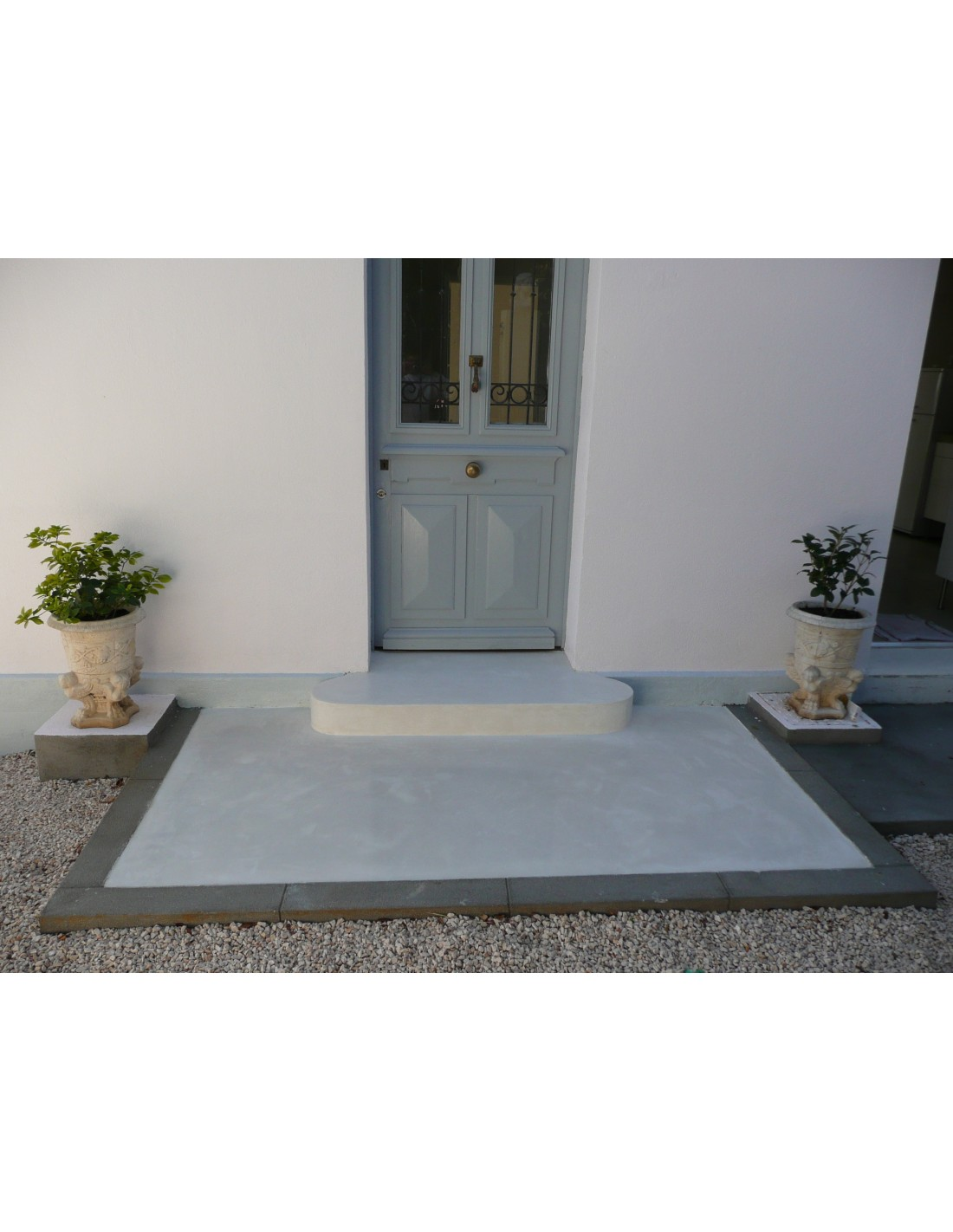 kit bton bton cir terrasse extrieure 10 m2